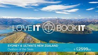 Cruise TV - Sydney & Ultimate New Zealand