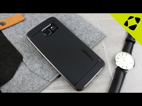 promo code 02111 4b4ad Spigen Neo Hybrid Samsung Galaxy S7 Edge Case Review - Hands On ...