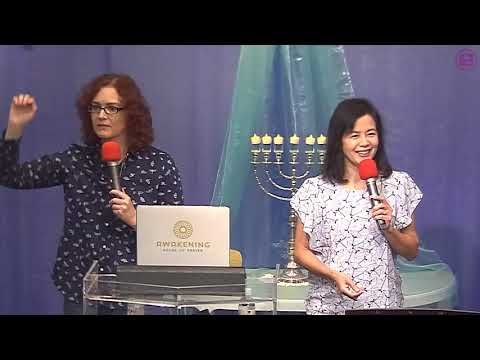 Calling Taiwan's Prophetic Voices to Arise    2805