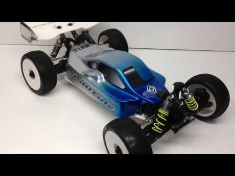 Losi SCTE / MIP converted to 1/8th scale buggy - Part 2 - UCSc5QwDdWvPL-j0juK06pQw