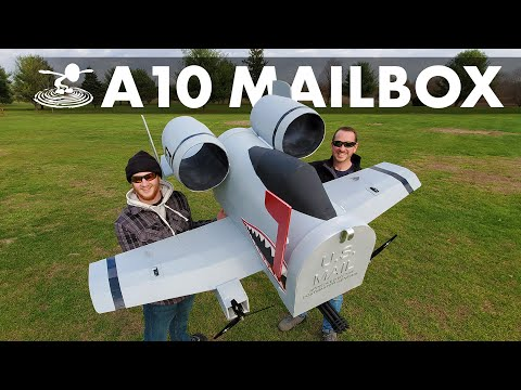 Giant A10 Mail Delivery TO THE GROUND! 💥 - UC9zTuyWffK9ckEz1216noAw