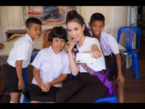 Phan Thị Mơ, hoa hậu Đại sứ du lịch giao lưu cùng BBC News Tiếng Việt