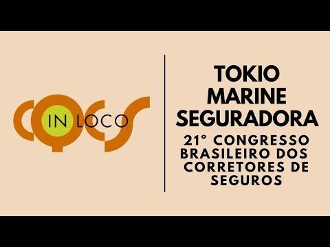 Imagem post: Tokio Marine Seguradora no 21º Congresso  Brasileiro dos Corretores de Seguros