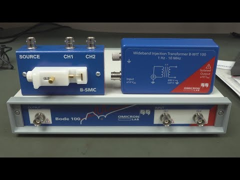 EEVBlog #1103 - Omicron Labs Bode 100 Review & Experiments - UC2DjFE7Xf11URZqWBigcVOQ
