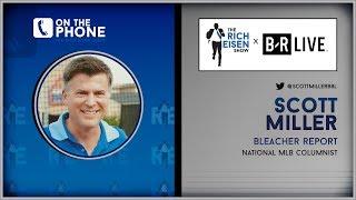 Bleacher Report's Scott Miller Talks Automated Strike Zone in MLB with Rich Eisen | Full Interview