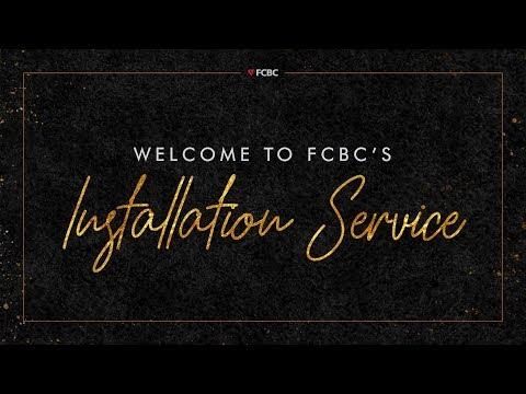 FCBC's Installation Service