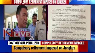 Molestation accused Arunachal Tax & Excise Joint Commissioner forced to retire; govt cracks the whip