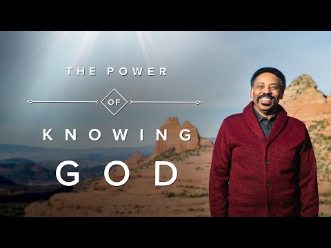 The Power of Knowing God Bible Study Trailer - Tony Evans