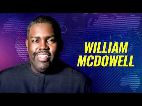 The Experience - #TE15G William McDowell's Invite