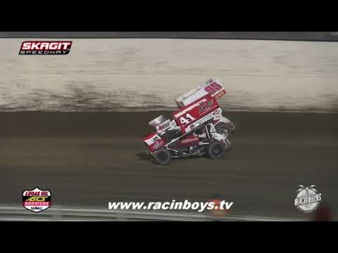 Lucas Oil ASCS Friday Dirt Cup Highlights - dirt track racing video image