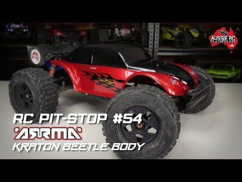 RC Pit-Stop 54 - ARRMA Kraton Beetle Body - UCOfR0NE5V7IHhMABstt11kA