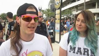 Fans from Canada, Miami, Missouri, South Carolina talk AEW before Fight for the Fallen