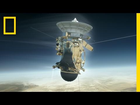 Crashing Into Saturn: This Cassini Mission Is the Most Epic Yet | Short Film Showcase - UCpVm7bg6pXKo1Pr6k5kxG9A
