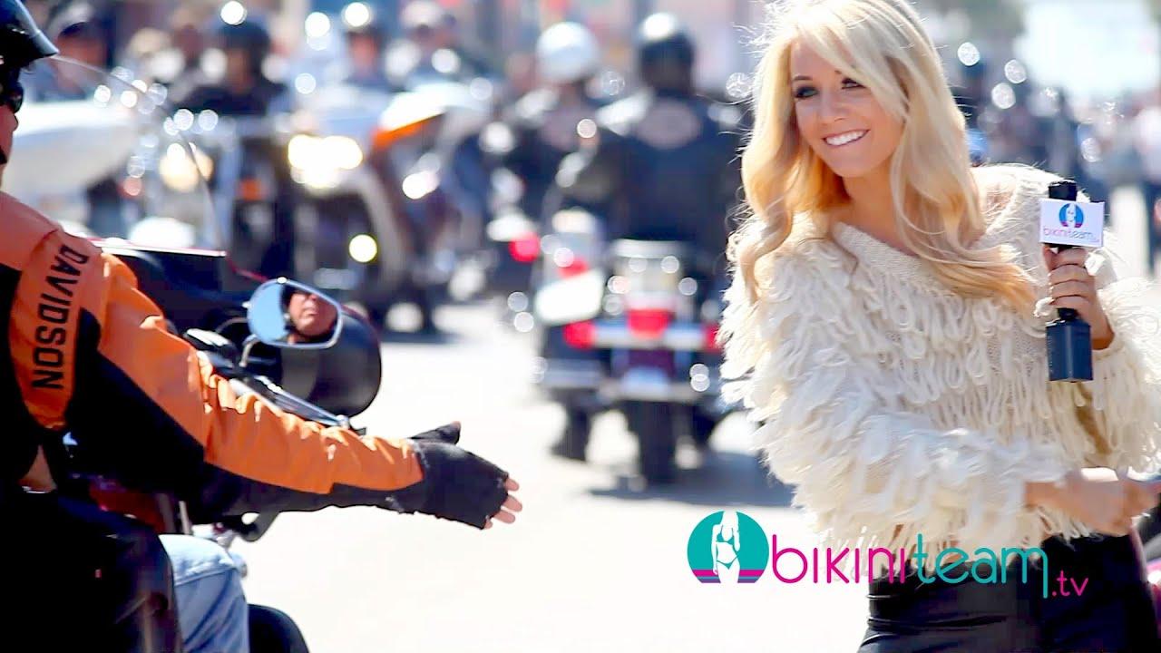 Bike Week 2013 Swimsuit USA International Model Search
