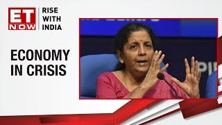 Finance Minister Nirmala Sitharaman submits presentation to PMO for Indian economy revival