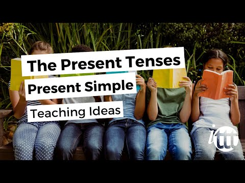 English Grammar -- Present Simple -- Teaching Ideas 3 -- TEFL Course
