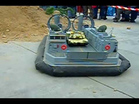 LCAC RC Hovercraft  Model mit Revell M1 - UCoZHTzbQFYMPVRpHkpHf_UA