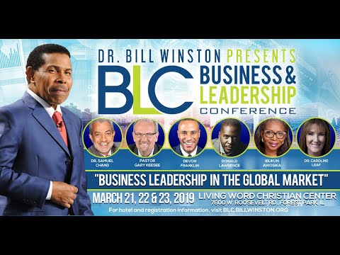2019 Business Leadership Conference