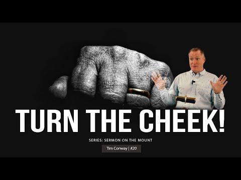 Turn The Cheek - Tim Conway
