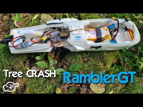 Rambler GT - tree crash after long flight - UCv2D074JIyQEXdjK17SmREQ