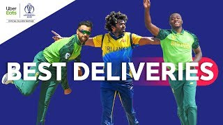UberEats Best Deliveries of the Day | Sri Lanka vs South Africa | ICC Cricket World Cup 2019