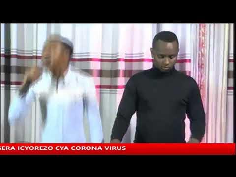 LIVE // FOURSQUARE TV '' Theme: IMIRINDI YO GUTABARWA