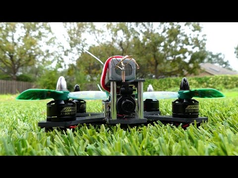 Drone Review - P130 Battler FPV Racing Quadcopter - UCj8MpuOzkNz7L0mJhL3TDeA