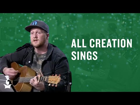 All Creation Sings -- Christmas Highlights in the Prayer Room