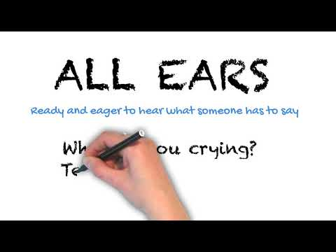 All Ears - English Idioms