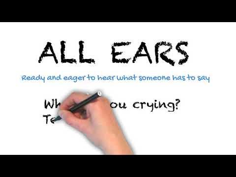 All Ears - English Idioms