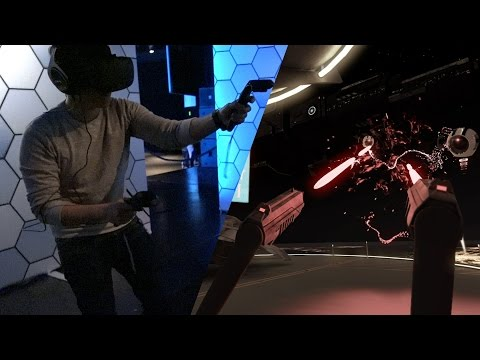 Hands-On: VR Shooting Gallery in Space Pirate Trainer - UCiDJtJKMICpb9B1qf7qjEOA