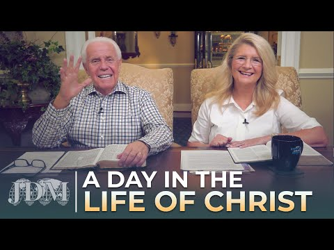 Boardroom Chat: A Day In The Life Of Christ!  Jesse and Cathy Duplantis