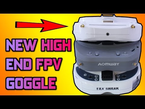Skyzone v1/v2 FPV Goggle faceplate mod - Simple way for mounting the
