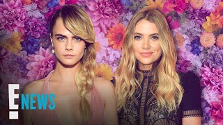 Why the Internet Thinks Cara Delevingne & Ashley Benson Are Engaged   E! News