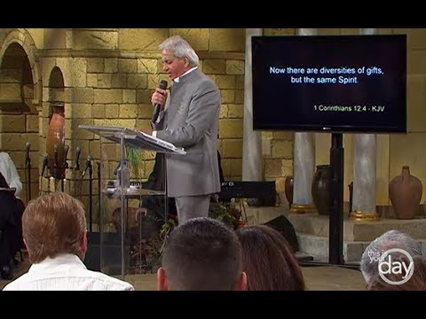 The Three Realms of The Prophetic - Part 2 - a special sermon from  Benny Hinn
