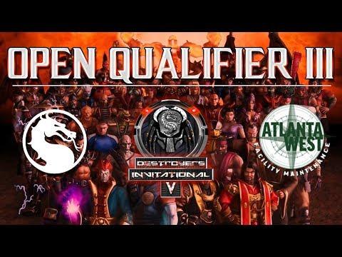 Destroyer's Invitational V (Open Qualifier 3) - UCtjqT8-s9VMGfG1-bVyExDw