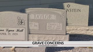 WNC business owner arrested for taking money, not delivering headstones to families