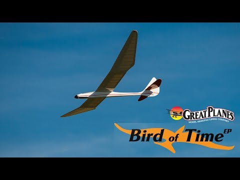 Great Planes Bird of Time EP : Raw Performance - UCa9C6n0jPnndOL9IXJya_oQ