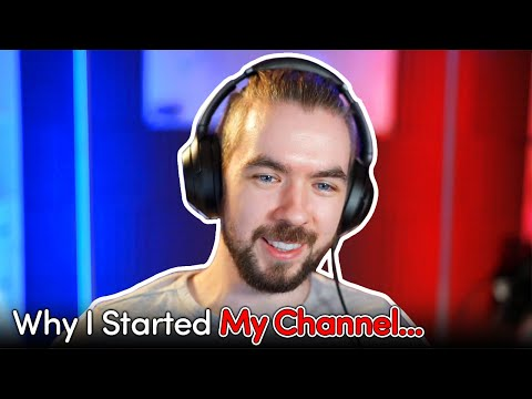 Jacksepticeye Reveals The Real Reason Why He Started His YouTube Channel...