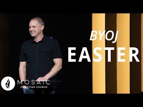 BYOJ  Easter  Matthew 9