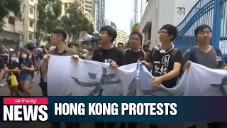 Hong Kong protesters to stage massive rally on Sunday