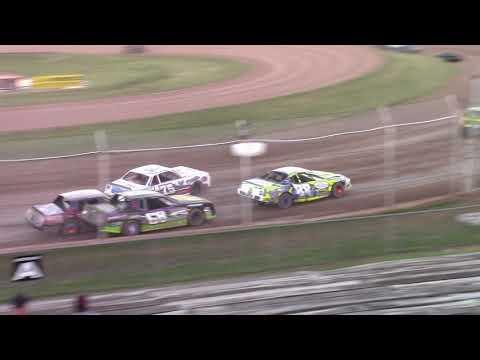 6/12/21 Street Stock Feature Beaver Dam Raceway - dirt track racing video image