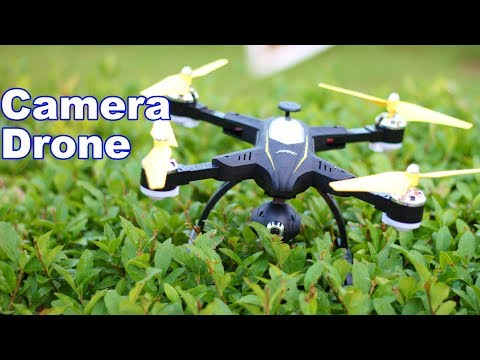 Folding Arm Drone - JJRC H39WH Cygnus - TheRcSaylors - UCYWhRC3xtD_acDIZdr53huA