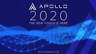 Apollo 2020 Vision is Here