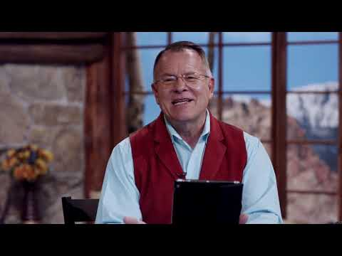 Charis Daily Live Bible Study: Daniel Amstutz - It Is Well With MY Soul - September 18, 2020