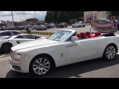 Taking Delivery of a Rolls Royce Dawn - Lord Aleem - UCELh-8oY4E5UBgapPGl5cAg