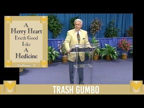 Merry Heart:  Trash Gumbo  Jesse Duplantis