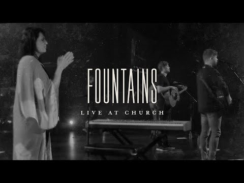 Fountains/Came To My Rescue (Live) - Josh Baldwin  Live at Church