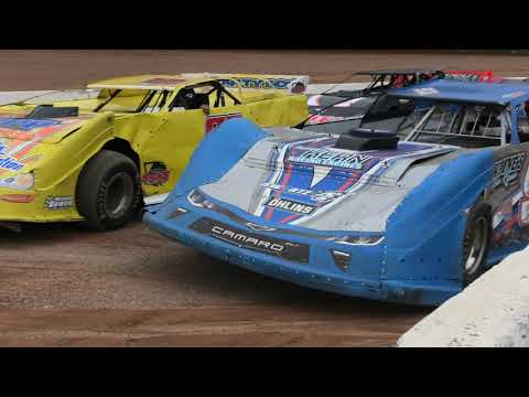 Rockcastle Speedway - Opening Lap Trailer - 8/14/2021 - dirt track racing video image