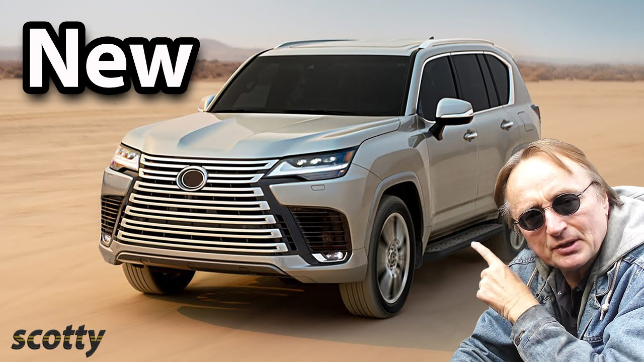 Toyota Just Ended the Land Cruiser and Replaced It With This